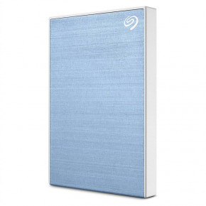 Жесткий диск Seagate ext 2.5 USB 2.0TB Backup Plus Slim Light Blue (STHN2000402)