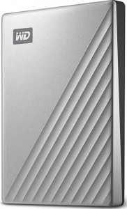 Жесткий диск Western Digital My Passport Ultra ext 2.5 USB 1.0TB Silver (WDBC3C0010BSL-WESN) 3