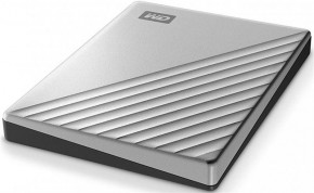 Жесткий диск Western Digital My Passport Ultra ext 2.5 USB 1.0TB Silver (WDBC3C0010BSL-WESN) 5