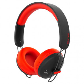 Наушники накладные Bluetooth Awei A800BL Red