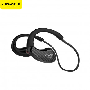 Наушники Awei Bluetooth A881BL Black 5