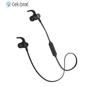 Наушники Celebrat Bluetooth A8 Black