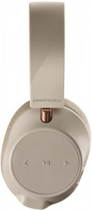 Bluetooth-гарнитура Plantronics BackBeat GO 810 Bone White (211822-99) 3