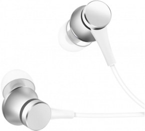 Гарнитура Xiaomi Mi Earphones Basic Matte Silver (ZBW4368IN) 3