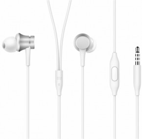 Гарнитура Xiaomi Mi Earphones Basic Matte Silver (ZBW4368IN) 4