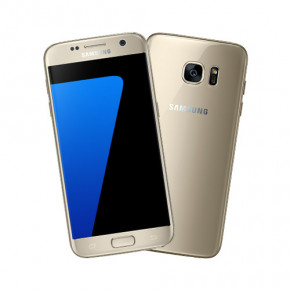 Смартфон Samsung G930FD Galaxy S7 32Gb Gold *EU 3