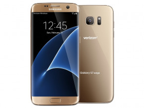 Смартфон Samsung Galaxy S7 Edge 4/32gb Gold (SM-G935V) 1sim USA Snapdragon *Refurbished 2