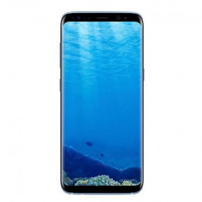 Смартфон Samsung Galaxy S8 64GB Blue *EU