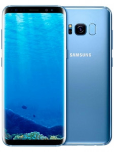 Смартфон Samsung Galaxy S8 64GB Blue *EU 3