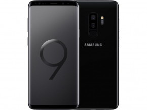 Фотография Смартфон Samsung Galaxy S9+ G9650 6/256GB Black *EU (0)