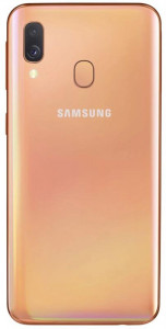 Смартфон Samsung SM-A405F/64 Galaxy A40 64Gb Red (SM-A405FZRDSEK) 4