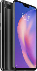 Смартфон Xiaomi Mi 8 Lite 6/64Gb Midnight Black *CN 6
