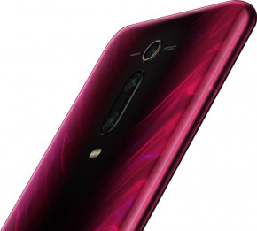 Смартфон Xiaomi Mi 9T 6/128GB Flame Red *UA 11