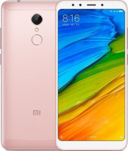 Смартфон Xiaomi Redmi 5 Plus 3/32Gb Pink *CN