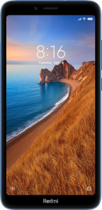 Смартфон Xiaomi Redmi 7A 2/16GB Gem Blue *EU 3