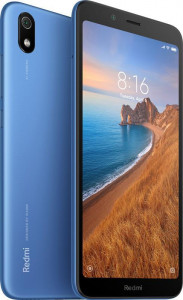 Смартфон Xiaomi Redmi 7A 2/16GB Gem Blue *EU 6