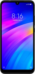 Смартфон Xiaomi Redmi 7 3/64GB Eclipse Black *UA 3