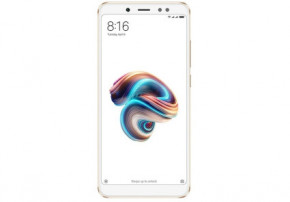Смартфон Xiaomi Redmi Note 5 3/32Gb Gold *CN 5