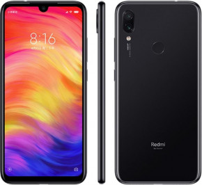 Смартфон Xiaomi Redmi Note 7 4/64GB Space Black *UA 3