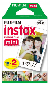 Картридж Fujifilm Colorfilm Instax Mini (10/2PK)