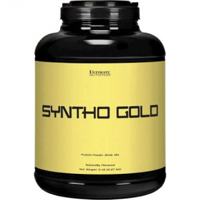 Протеин Ultimate Nutrition Syntho Gold 2.27 кг шоколад