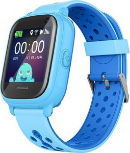 Смарт-часы Uwatch KT04 Kid sport smart watch Blue