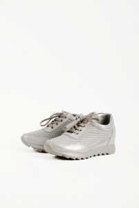 Кроссовки All Shoes 39 (TS-203-8665AB_Silver)