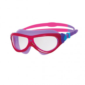 Очки для плавания Zoggs Phantom Junior Mask Lt.Purple/T.Pink (305449)