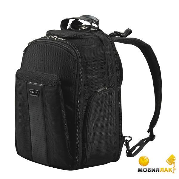 Рюкзак для ноутбука до 14,1 Everki Versa Premium EKP127 черный