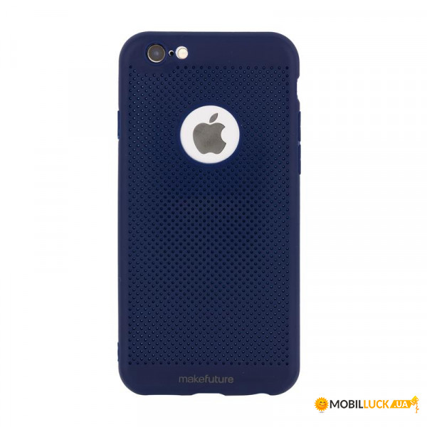 Чехол-накладка MakeFuture Moon для Apple iPhone 6 Blue (MCM-AI6BL)
