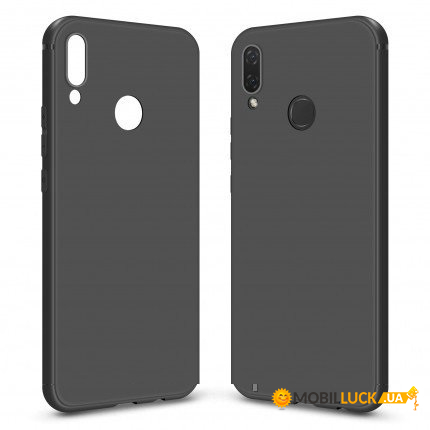 Чехол-накладка MakeFuture Skin для Samsung Galaxy S9 SM-S960 Black (MCSK-SS9BK)