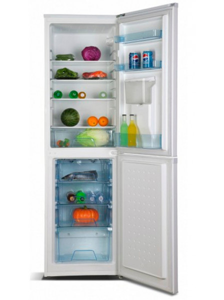 Двухкамерный холодильник Nord 185 NFD B White