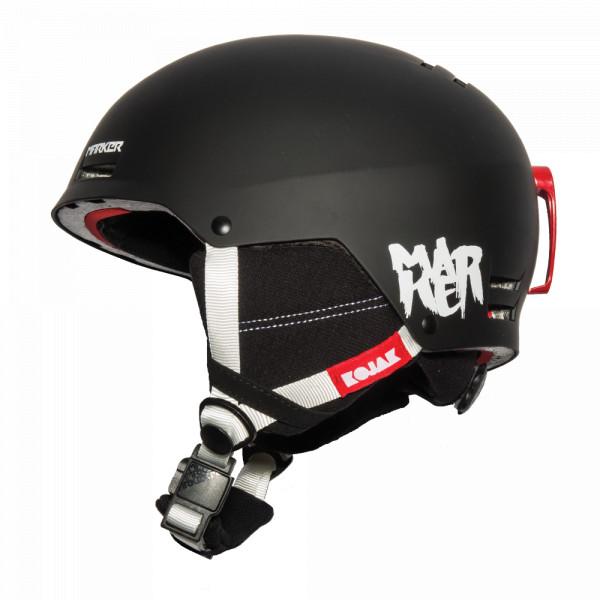 Шлем Marker Kojak Otis L Black (598365237)