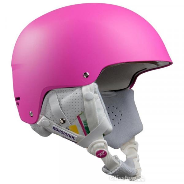 Шлем Rossignol RKEH4070 Spark Girly 56 Pink (609257795)