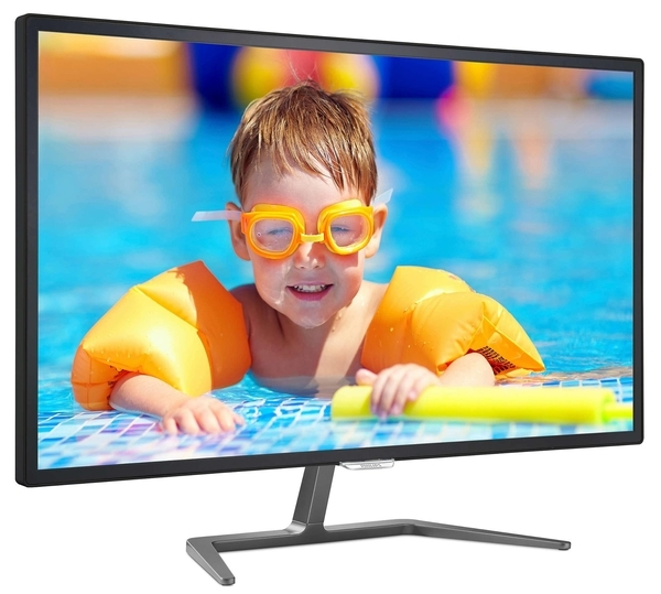 Монитор Philips 323E7QDAB/00 Black