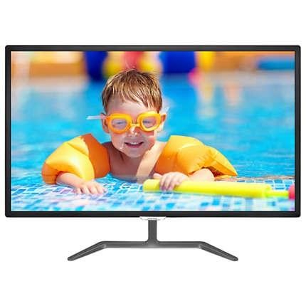 Монитор Philips 323E7QDAB/01 Black