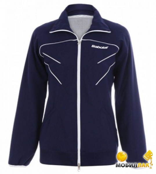 Куртка женская Babolat women Jacket Performance violet (XL)
