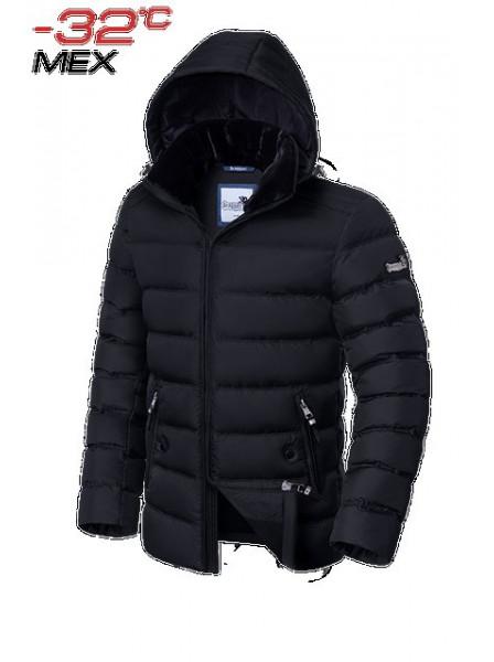 Куртка на меху Braggart 1498 46 (S) черный