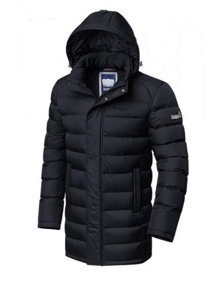 Длинная куртка Braggart 1572 54 (XXL) черный