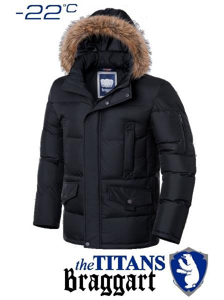 Куртка Braggart 2084 56 (3XL) черный