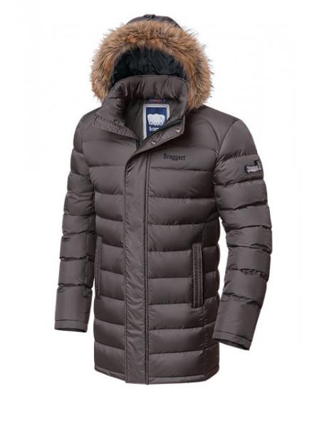 Длинная куртка Braggart 3172 52 (XL) сафари