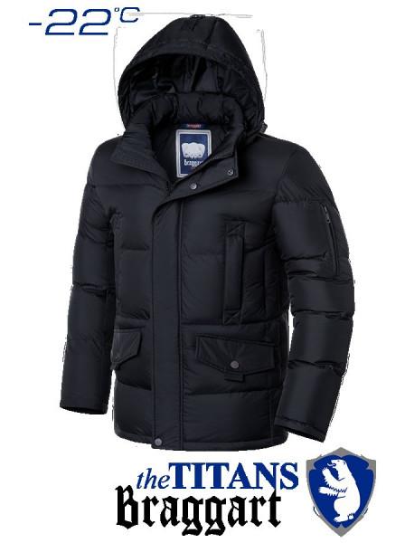 Куртка Braggart 3284 60 (5XL) черный