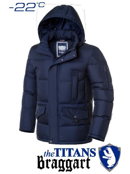 Куртка Braggart 3284 60 (5XL) темно-синий