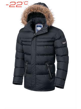 Куртка Braggart 3702 52 (XL) графит-графит