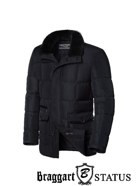 Пуховик Braggart 3845 46 (S) черный