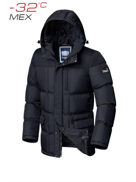 Куртка на меху Braggart 4909 52 (XL) графит