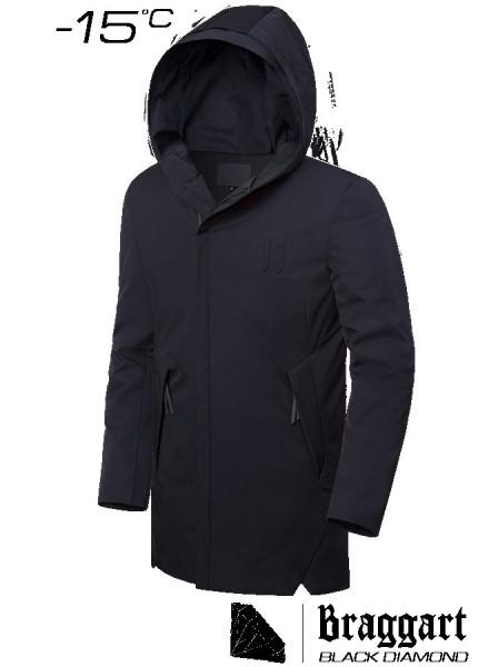 Парка Braggart 9019 52 (XL) черный
