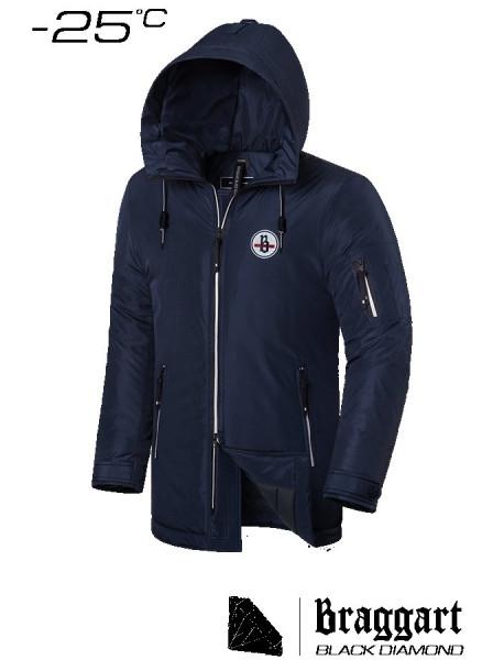 Куртка Braggart 9071 50 (L) темно-синий