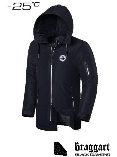 Куртка Braggart 9071 56 (3XL) графит