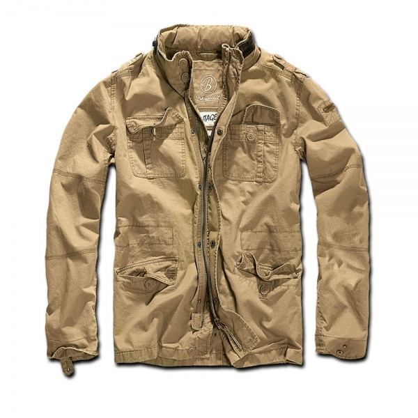 Куртка Brandit Britannia Jacket Camel (M)